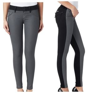 Hudson Collin vice versa skinny jean black grey 26